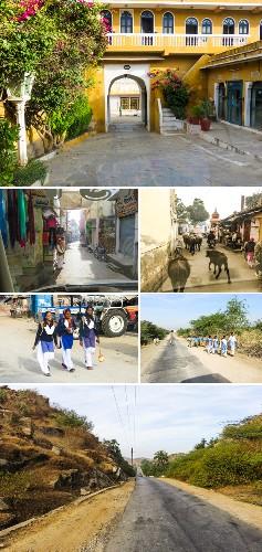 Impressions of India: Deogarh to Jodhpur