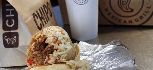 Chipotle's $3 Halloween Boorito Is Back, But There's A Catch