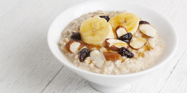 7 Healthy Oatmeal And Yogurt Toppings To Try Today   HuffPost Life