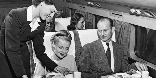 This Is What Your Flight Used To Look Like (And It's Actually Crazy)