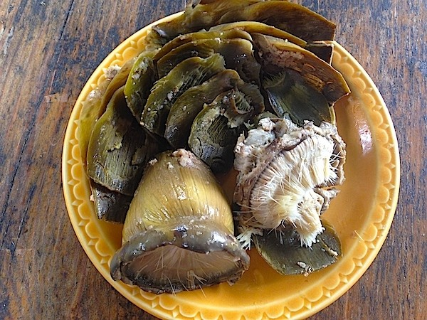 How to Clean, Stuff, and Eat an Artichoke