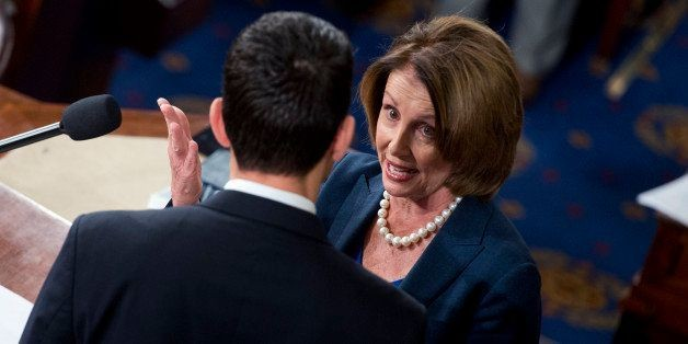 Once Again, Conservatives Utterly Defeated By Nancy Pelosi