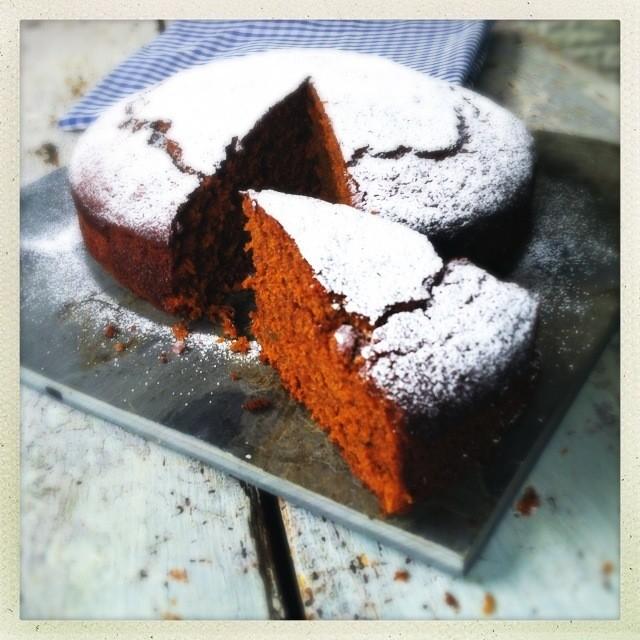 Easy Ginger Cake Recipe