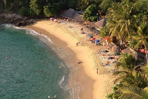 The Non-Surfer's Guide to Mexican Surf Mecca Puerto Escondido