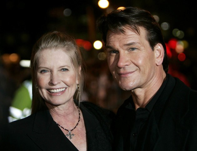 Patrick Swayze's Widow Denies Claims She Abused 'Ghost' Star During Marriage