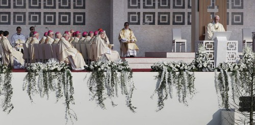 Married Priests And Female Deacons? What The Pope's Politics Look Like From Latin America