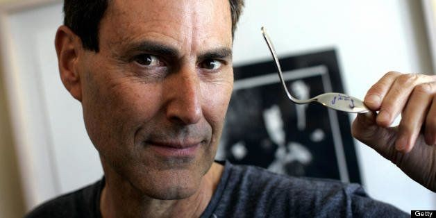 Uri Geller Documentary Claims That Spoonbending Psychic Was CIA Spy