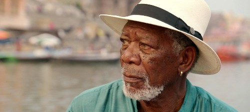 Morgan Freeman's 'The Story of God,' and the spiritual bond with Rome