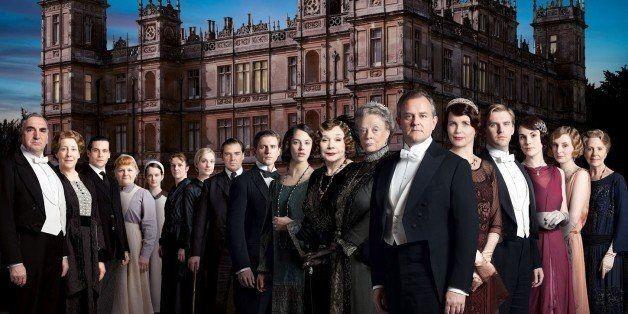 So Downton Abbey: Gorgeous English Manors and Estates   HuffPost Life