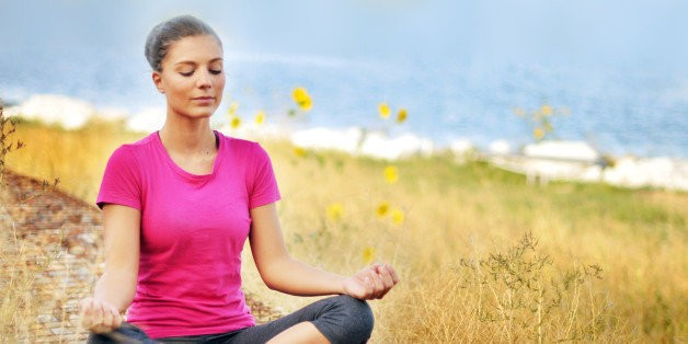 How To Find Some Calm When You Just Can't Meditate