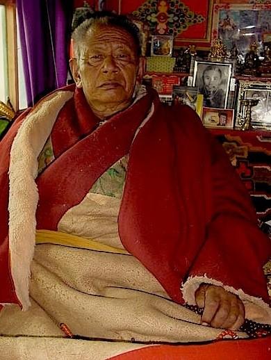Tibet - Magazine cover