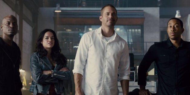 Latest 'Furious 7' Trailer Shows The 'Family' That's Fighting Off Jason Statham