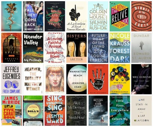 28 New Fiction Books To Add To Your Must-Read List This Fall