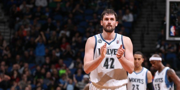 Kevin Love Has Had It With The Timberwolves And Wants Out: Reports