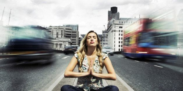 How to Meditate for Little Bits of Stress Free Living | HuffPost Life