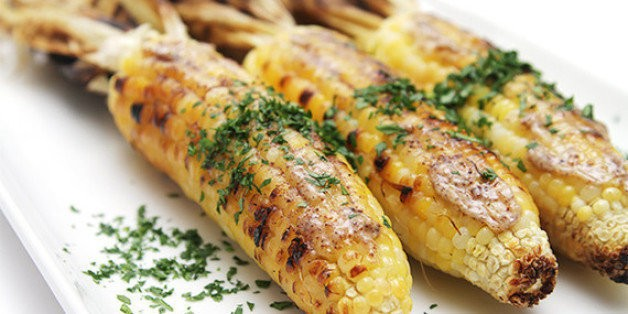 Corn on the Cob With Sumac Butter   HuffPost Life