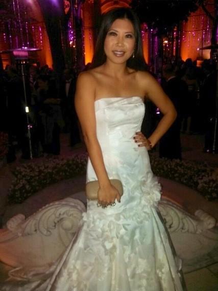 Why I Wore My Wedding Dress Anyways