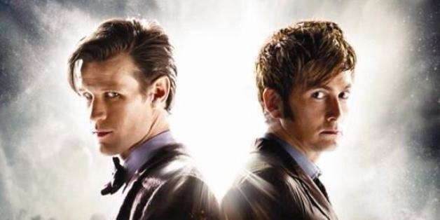 David Tennant And Matt Smith Want To Do More 'Doctor Who' Together