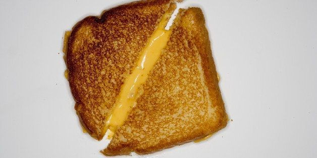 Perfect Grilled Cheese Formula Devised By The Royal Society Of Chemistry | HuffPost Life