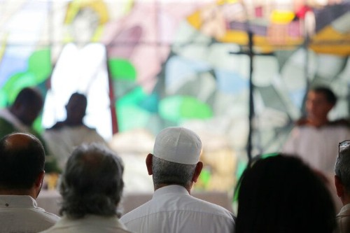 Muslims Attend Catholic Mass Across France In Powerful Show Of Unity