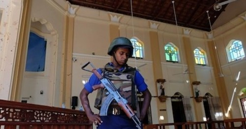 Sri Lanka Explosions: Five British Citizens Among More Than 200 Killed In Easter Sunday Attacks