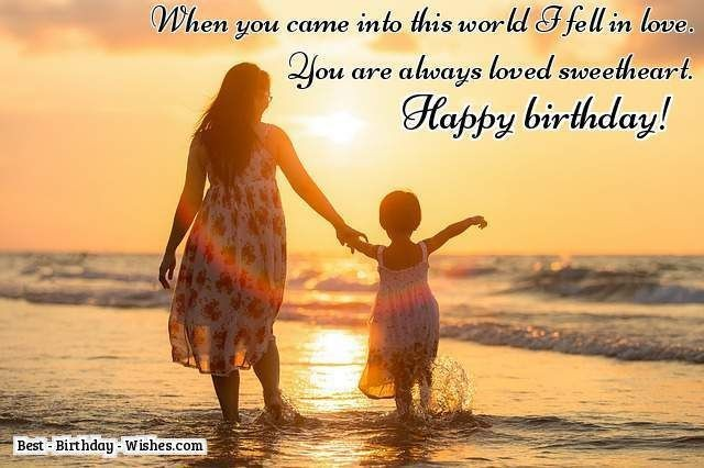 35 Birthday Wishes for Daughters and Sons - Birthday Messages, Greetings & Quotes for Sons & Daughters