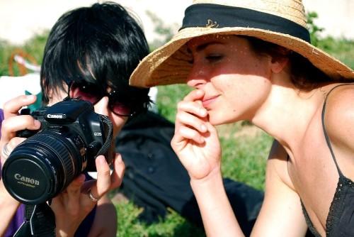 俳優が教える、写真うつり向上の極意