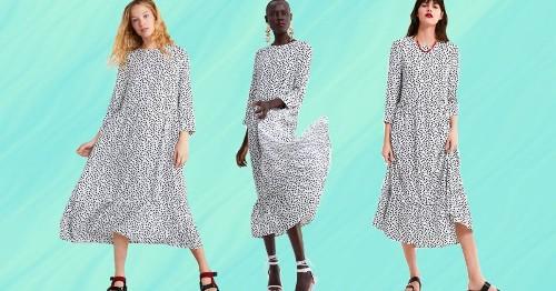 Love That Polka-Dot Zara Dress? Here Are 9 Drop Hem Alternatives To Buy