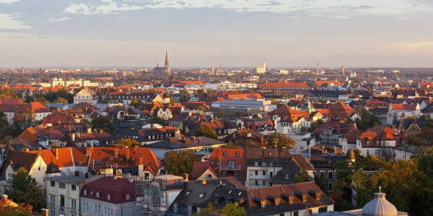 Munich Creates Urban Naked Zones Because Nudity Is Awesome | HuffPost Life