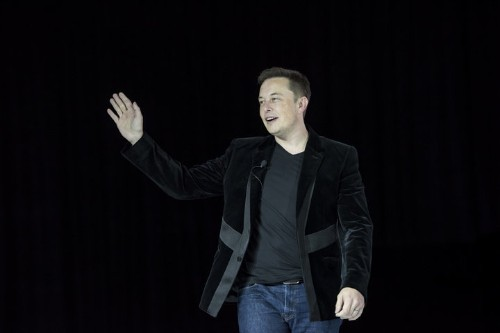 Elon Musk Knows His Life Makes The Average Mortal's Head Spin