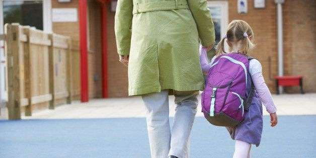10 Things to Know If You Have a Child Starting Kindergarten | HuffPost Life