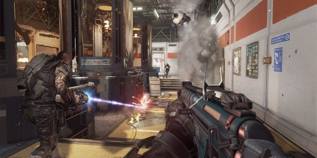 'Call Of Duty' Players Say Lag Is Ruining Online Gameplay