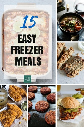 15 Easy Freezer Meals To Make Now Before Winter Gets Too Bleak | HuffPost Life
