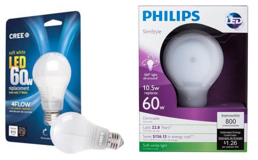 LED Lighting for Business - Magazine cover