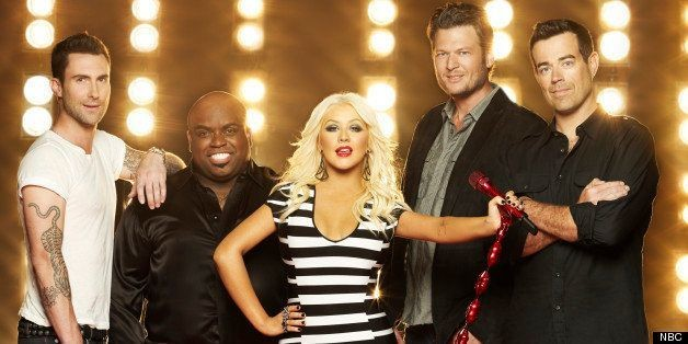 'The Voice': Christina Aguilera, CeeLo To Return For Season 5; Shakira And Usher Will Be Back For Season 6