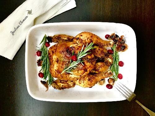 The Best Roast Chicken Recipe... Ever!