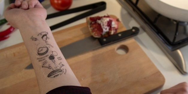 I Tradizionali Takes Culinary Tattoos To A Whole New Extreme | HuffPost Life