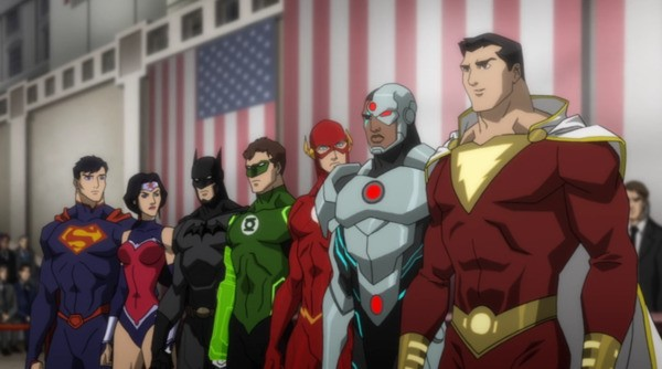 5 Animated DC Comic Movies That Are Better Than 'Batman v Superman'