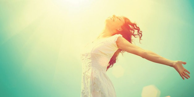 Find Energy By Being Yourself   HuffPost Life
