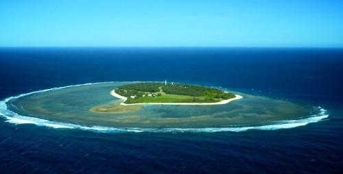 Lady Elliot Island: Mistress of the Great Barrier Reef