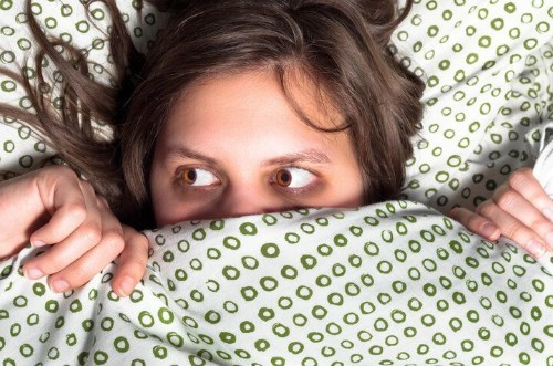 Spooked Sleeping? Identifying Nightmares And Their Causes   HuffPost Life