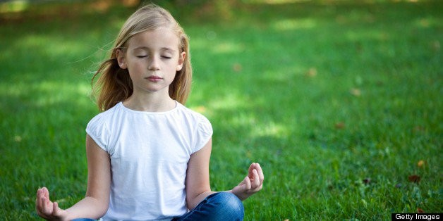 Meditation For Kids: Parents Turn To Mindfulness Practices To Help Children Stay Calm | HuffPost Life