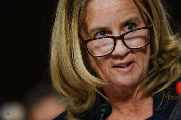 Time Magazine Has Let Down Christine Blasey Ford, And All Other Survivors Of Sexual Assault