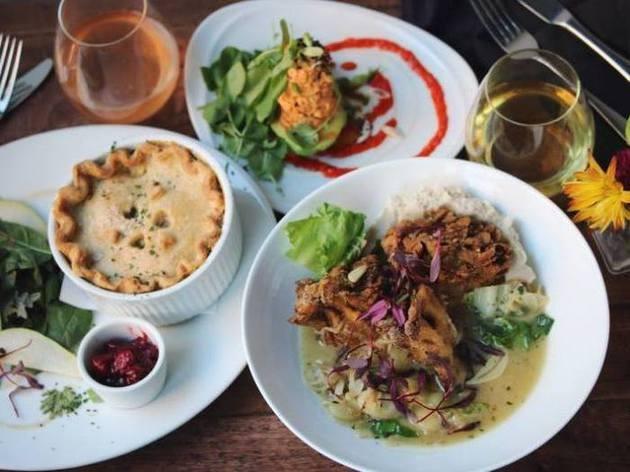 The Best Vegan Restaurants In New York City