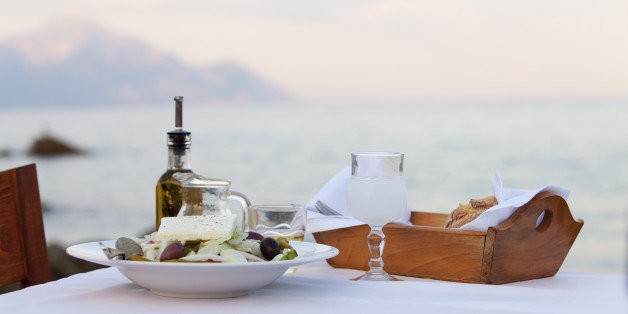 Ikaria: The Mindful Mediterranean Diet on the Greek Island Where People Forget to Die   HuffPost Life