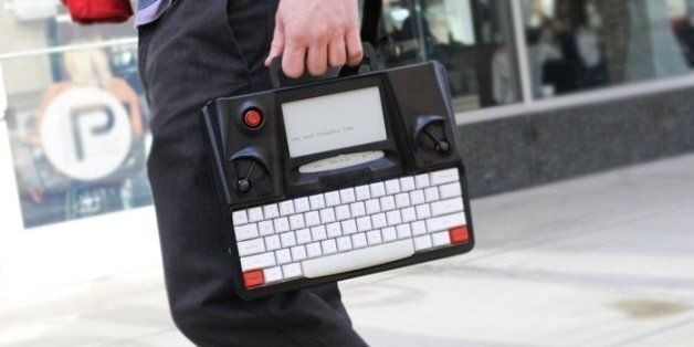The Hemingwrite Might Just Be A Solution For Distracted Writers Everywhere