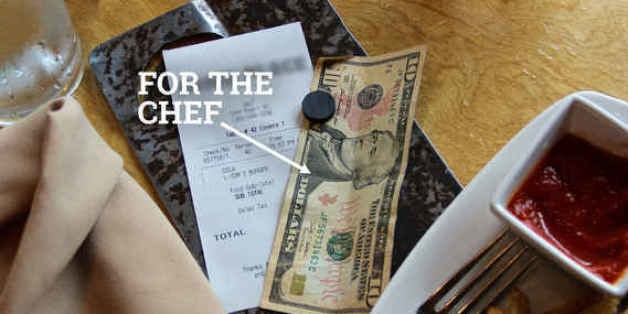 Why You Should Start Tipping Chefs