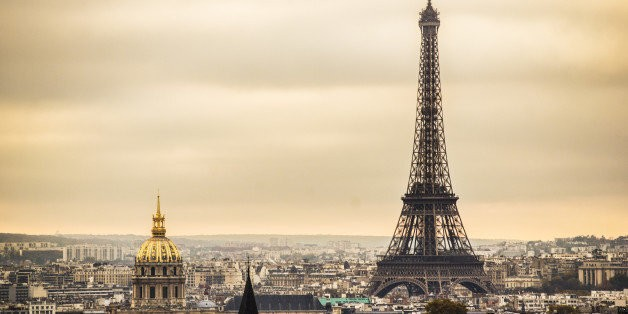 3 Things I Learned Alone On Top of the Eiffel Tower | HuffPost Life