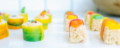 How To Make Candy Sushi | HuffPost Life