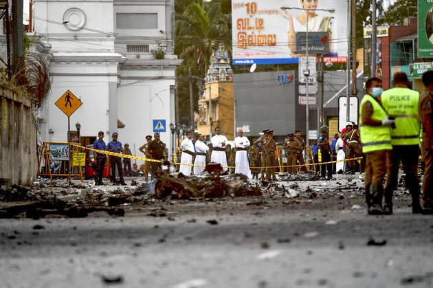 Sri Lanka Bombings: Officials Lower Death Toll Of Easter Massacre To 253 People Killed